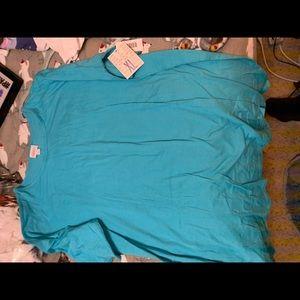 Lularoe Irma blue